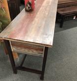 IFD 967- Writing Desk, Multicolor 61x22x31