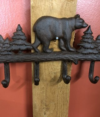Upper Deck Bear Key Rack 1087