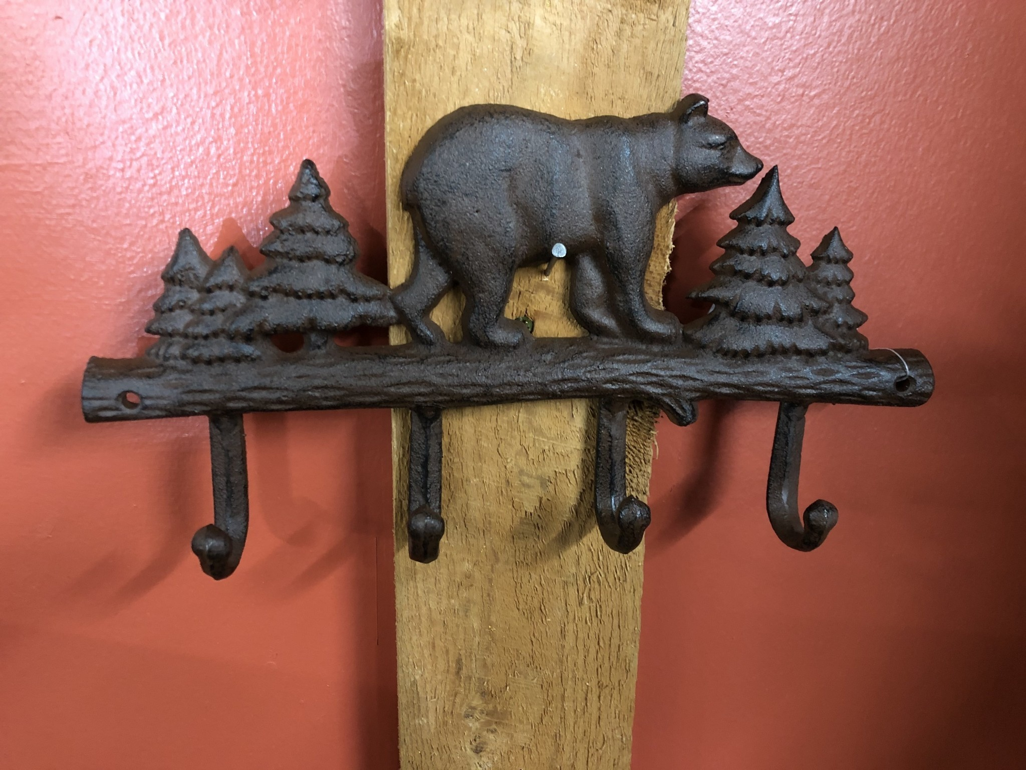 Upper Deck 1087   Bear Key Rack