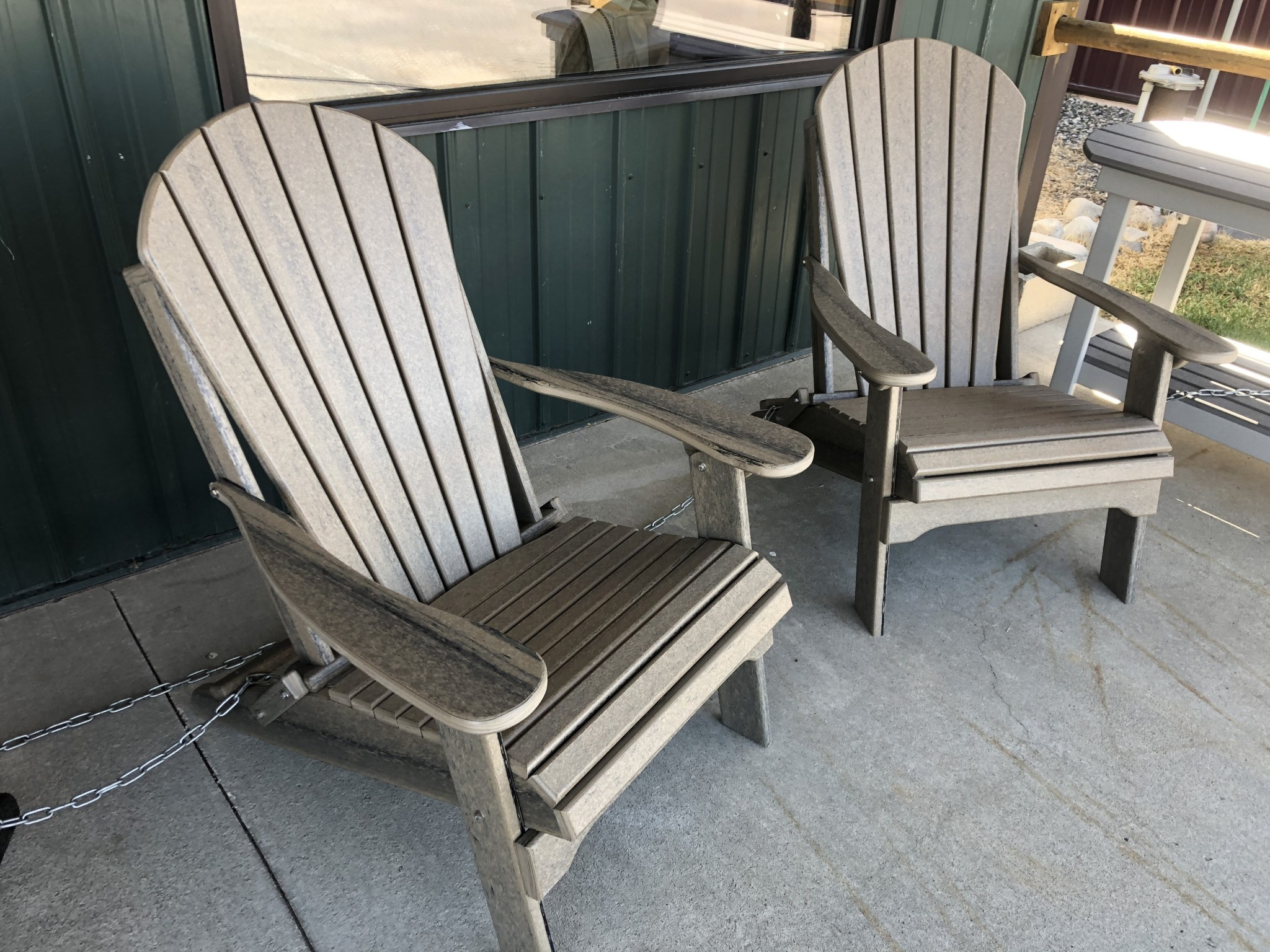 ALBC Poly Folding Adirondack Chair SO