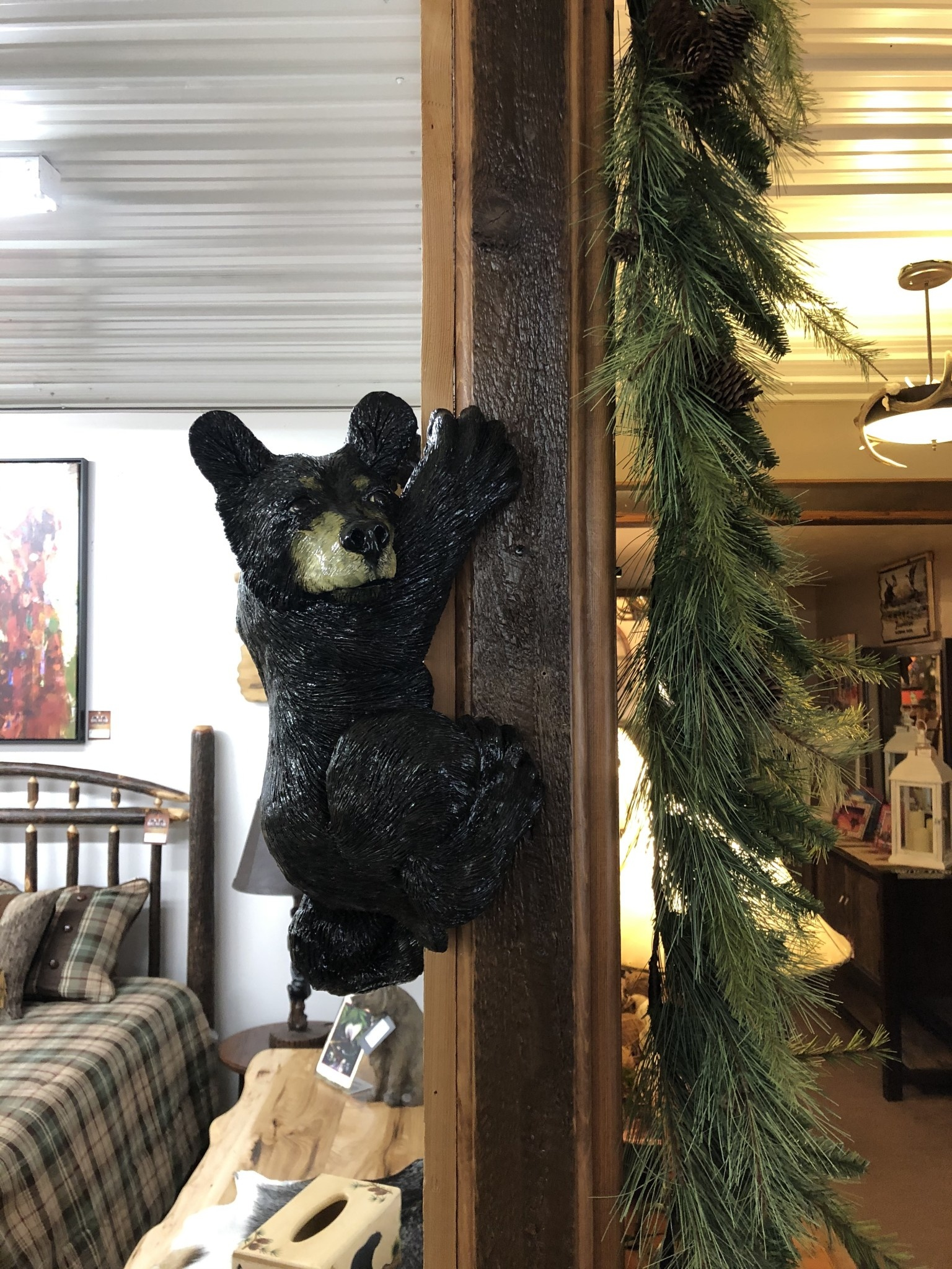 MCE Industries Climbing Bear