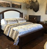 Hiend Chalet Aztec  3 pc Comforter Set - KING