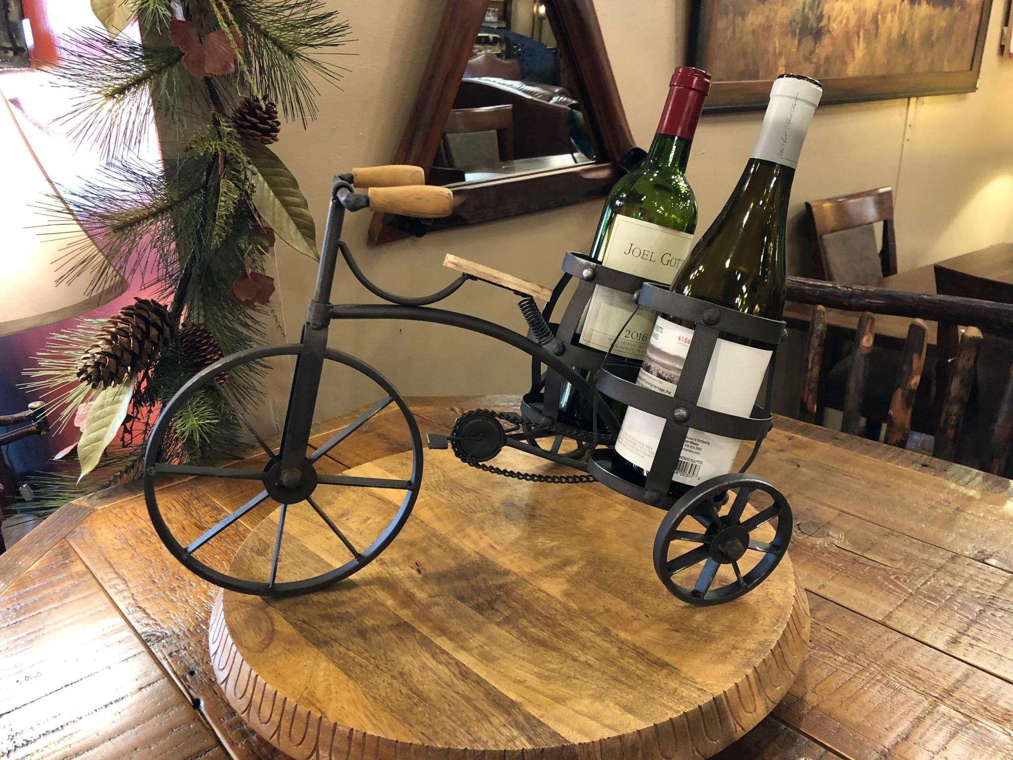 Uma Tricycle Wine Holder