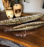 """Uma Large SS Canoe Bowl 34""""W (38053)"""
