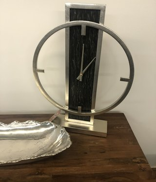 Uttermost Nico Table Clock