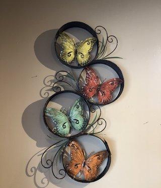 Uma Butterfly Wall Art