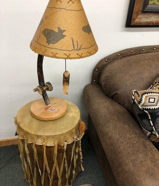 Co-ALBC Fish Table Lamp