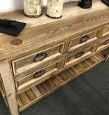 IFD 1141 Montana Sofa Table 62x20x31.5