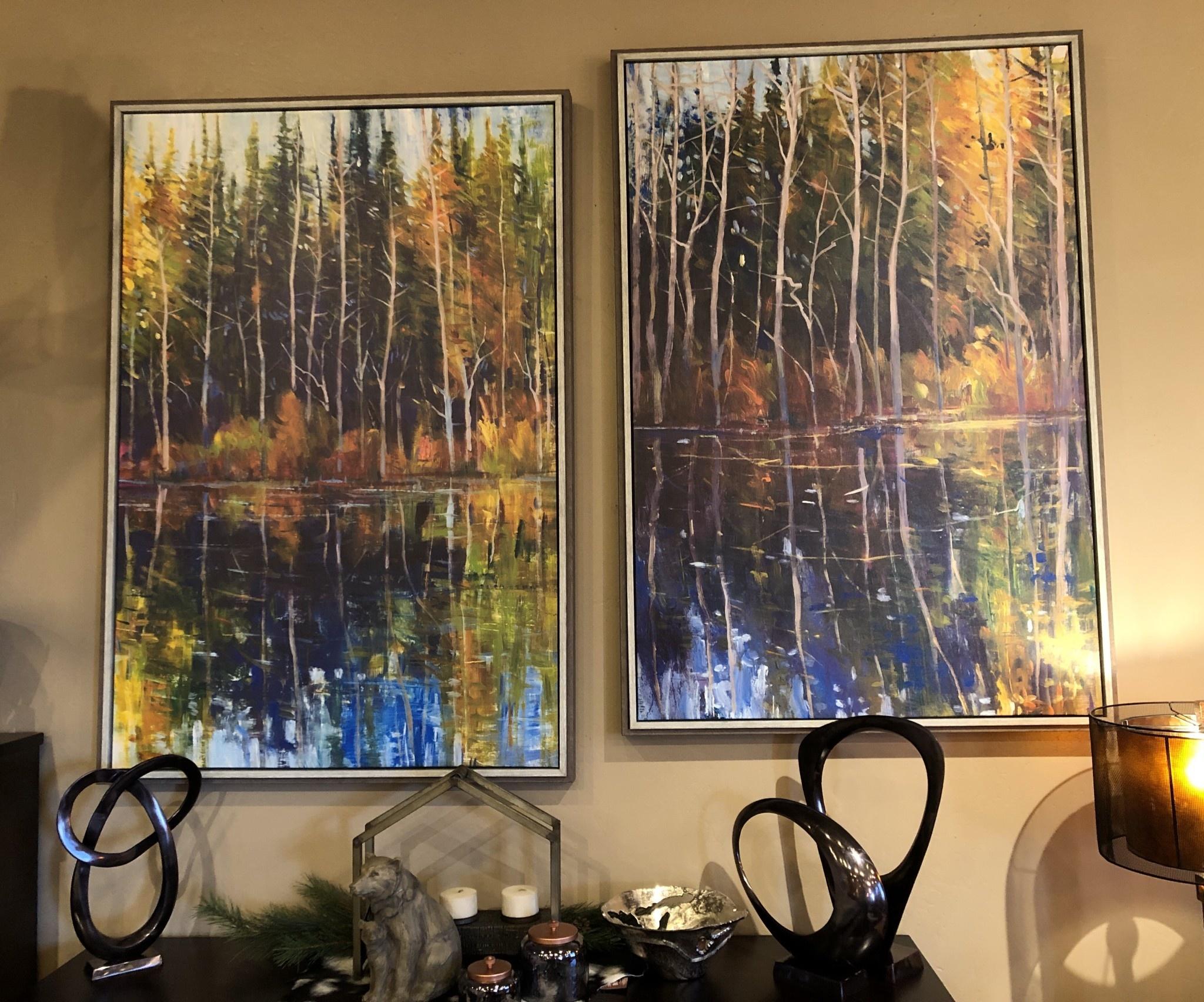 TAC Pine Reflection II