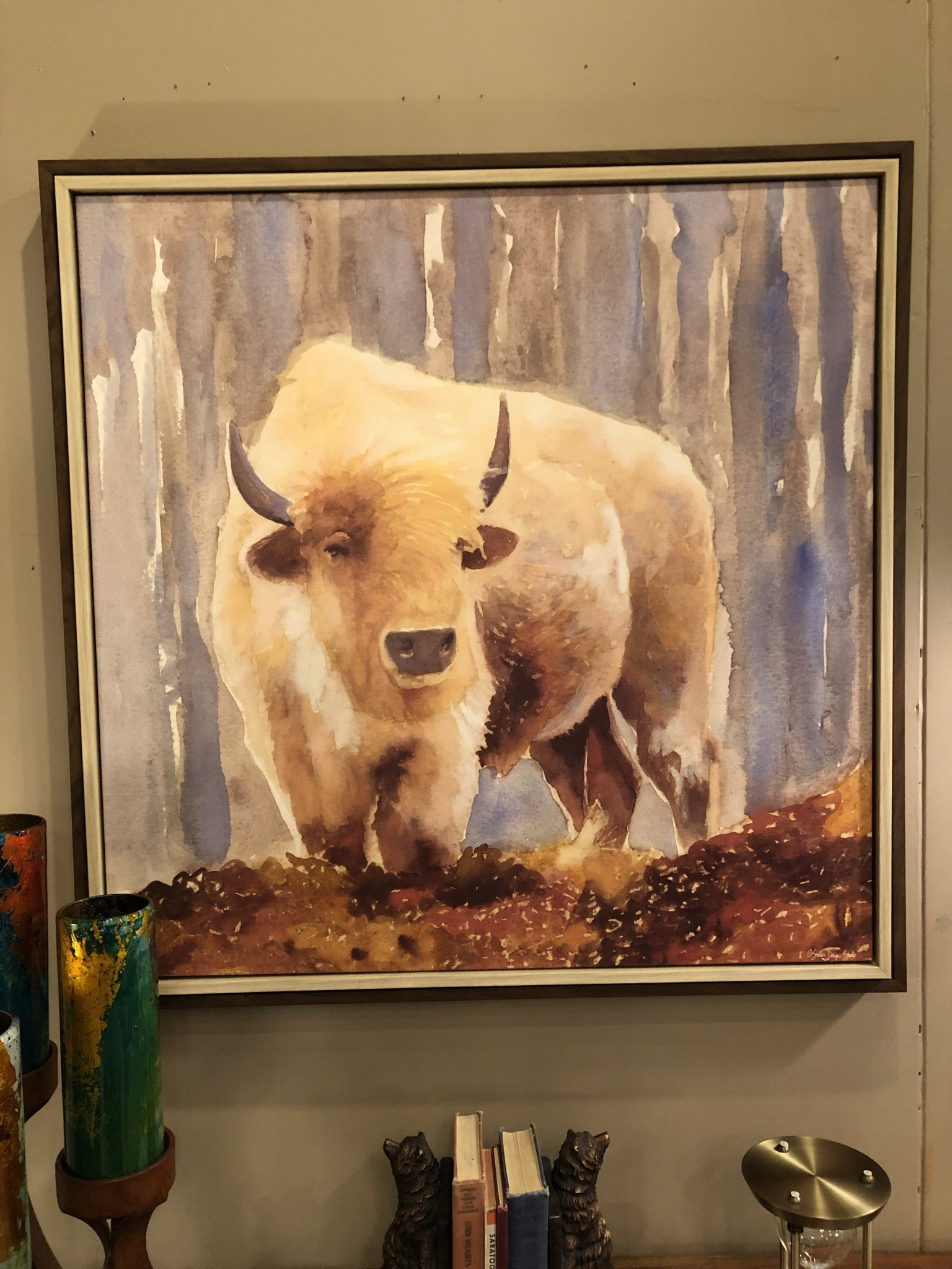 TAC White Buffalo