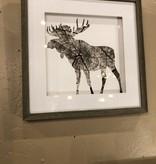 TAC Wood Moose (white)