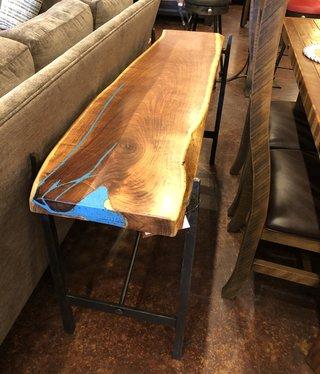 Green Gables Steel Traditions Harrington Sofa Table