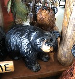 "Wood Carving Outlet 12"" Carved Walking Bear"