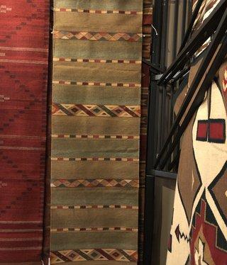 """Co-Escalante Zapotec """"Prairies"""" 2.5x10'  ER6366"""