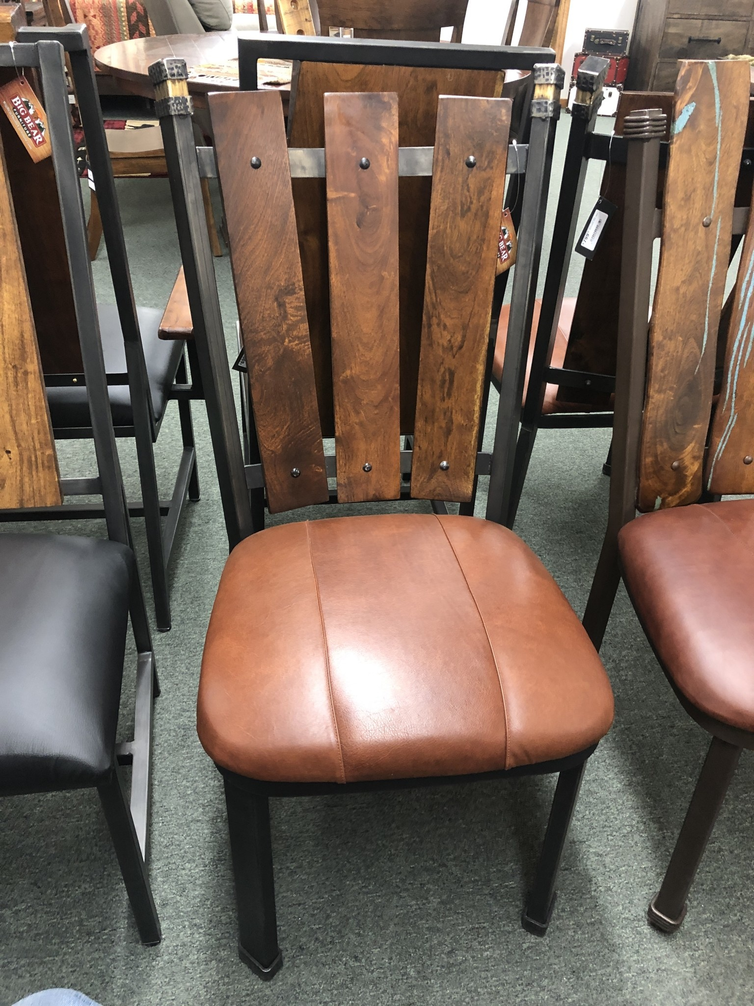Green Gables Steel Traditions Hermosillo Side Chair