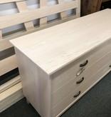 Green Gables Chestnut Oaks 6 Drawer Dresser - Limed Oak