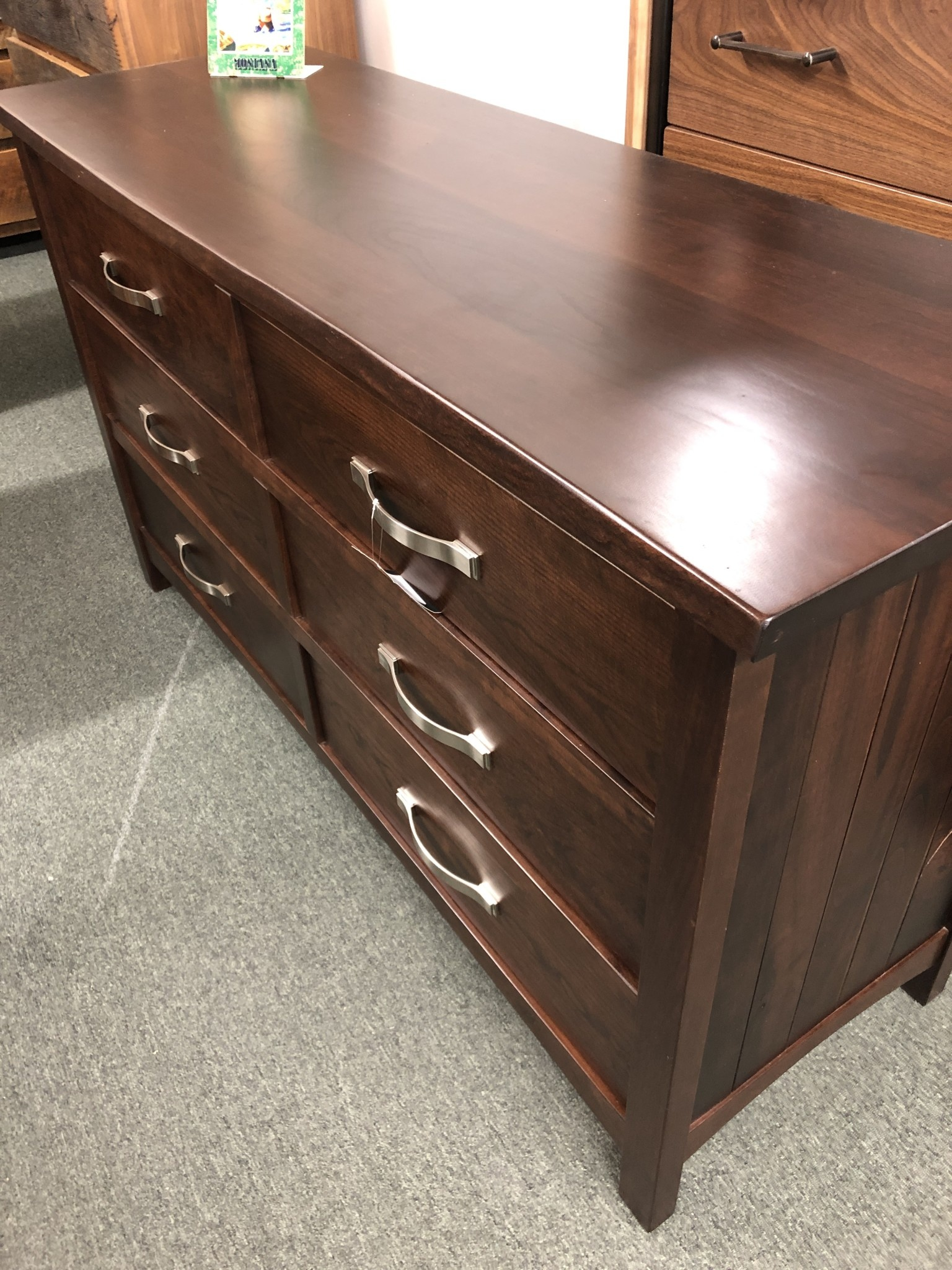 Green Gables Arlington 6 Drawer Dresser