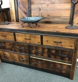 Green Gables Mossy Oak Natchez Trace 7 Drawer Dresser
