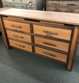 Green Gables Soho 6 Drawer Dresser