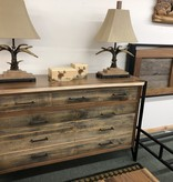 Green Gables Hampshire 9 Drawer Dresser