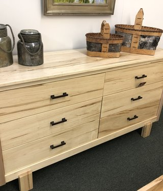 Green Gables Maple Springs 6 Drawer Dresser