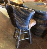 ALBC Leather Bar Stool  SO