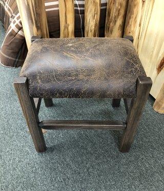 ALBC Upholstered Stool    SO