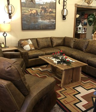 Omnia Breckenridge Sectional