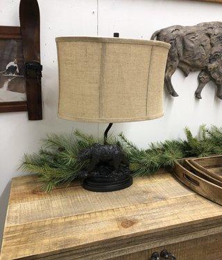 Crestview Bear Trail Lamp