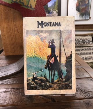Classic Outdoor Magazines #4 Mountain Hunter Table Topper