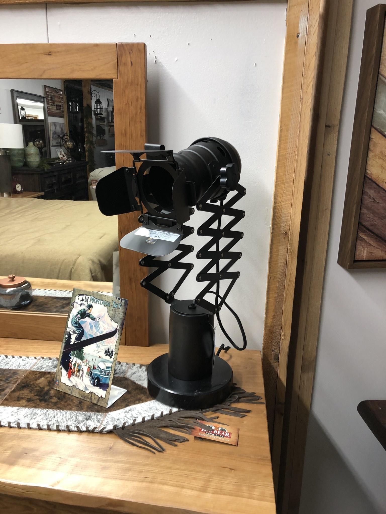 Crestview Directors Studio Lamp