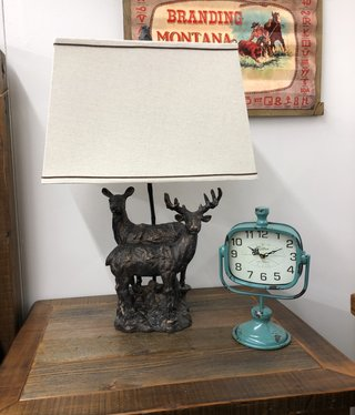 Crestview First Glance Table Lamp (Deer)