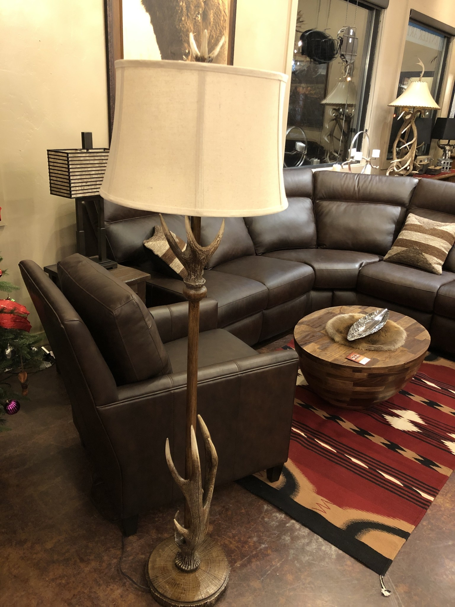 Crestview Montana Floor Lamp