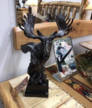 Crestview Moose Statue