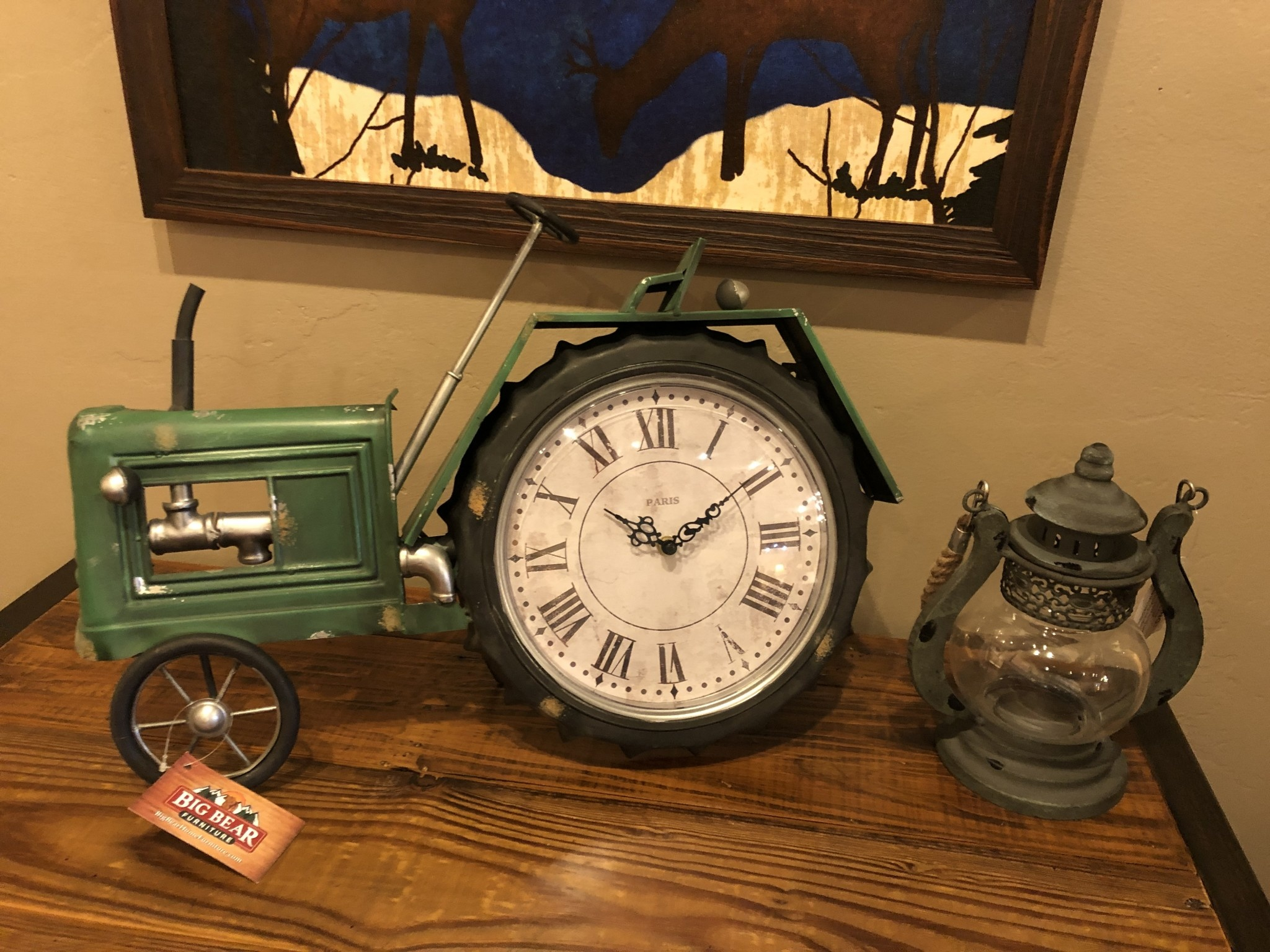 Crestview Plow Time Clock