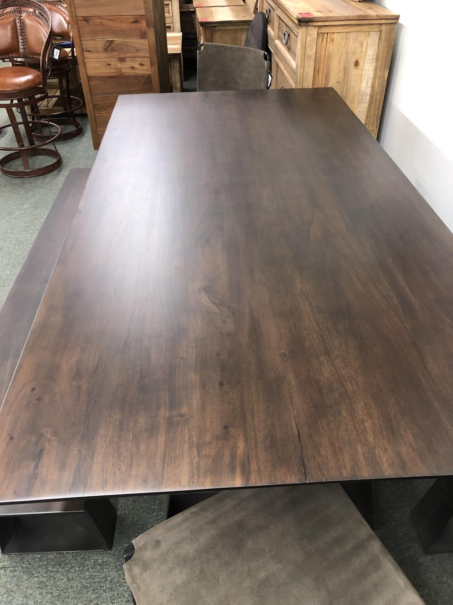 HTD Serengeti Dining Table 80x40x29.50