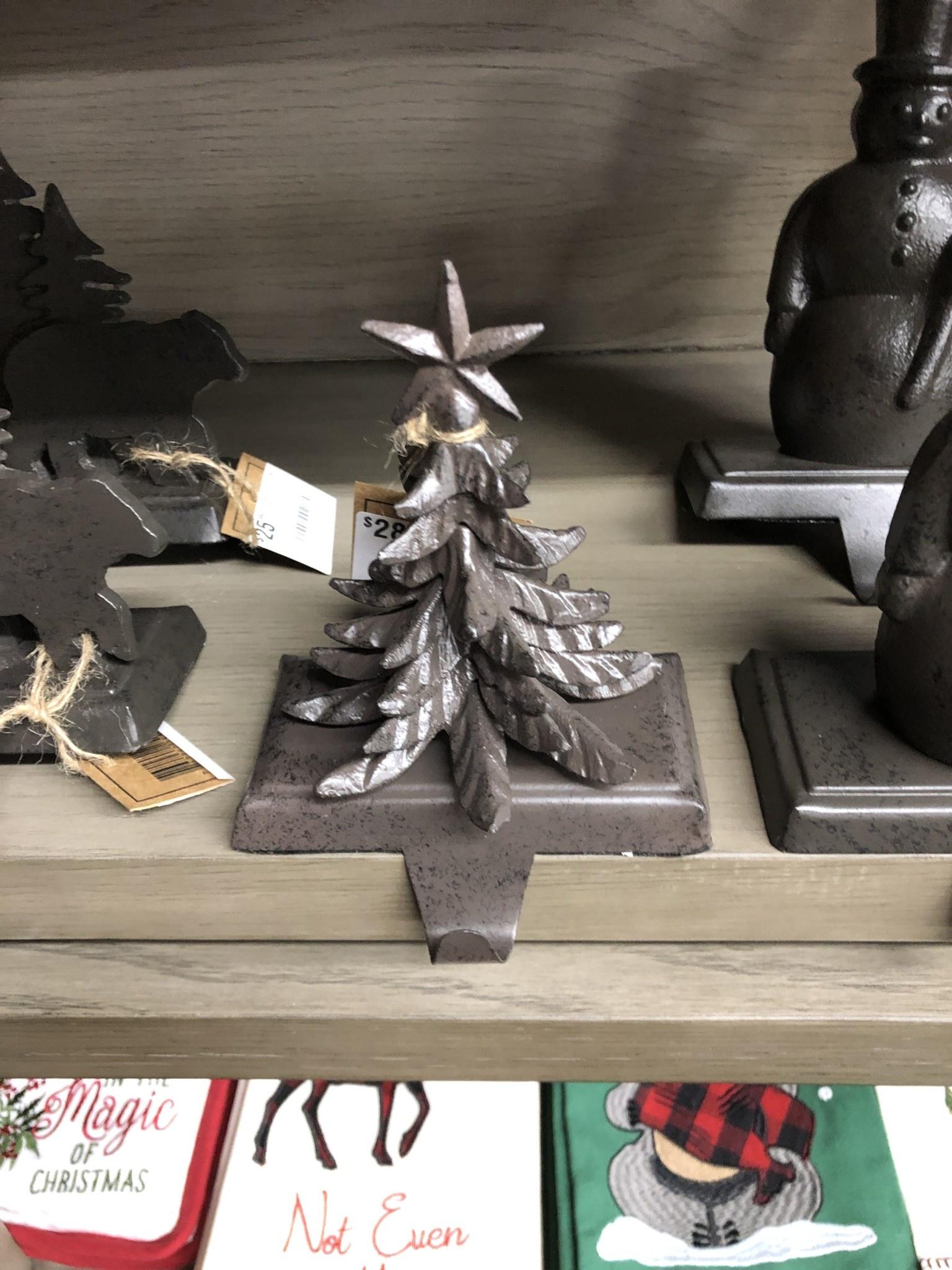 Park Design Christmas Tree Stocking Hanger