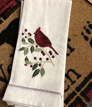Park Design Holly Cardinal Towel