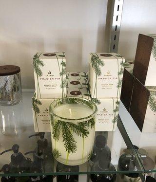 Frasier Fir Pine Needle Votive Candle, Single