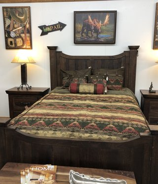 IFD 1200 Madiera QUEEN Bed