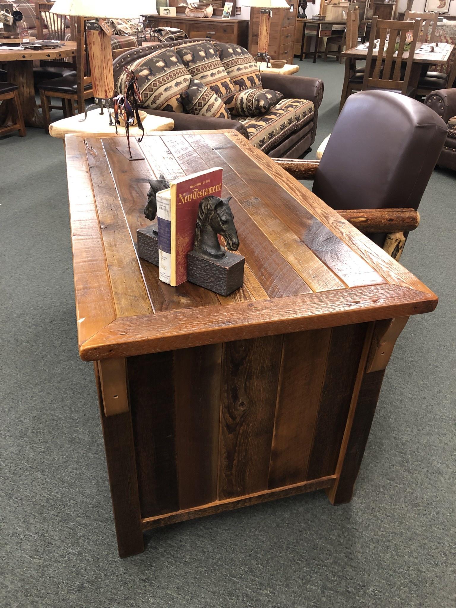 Green Gables Stony Brooke 2/3 Kneehole Desk