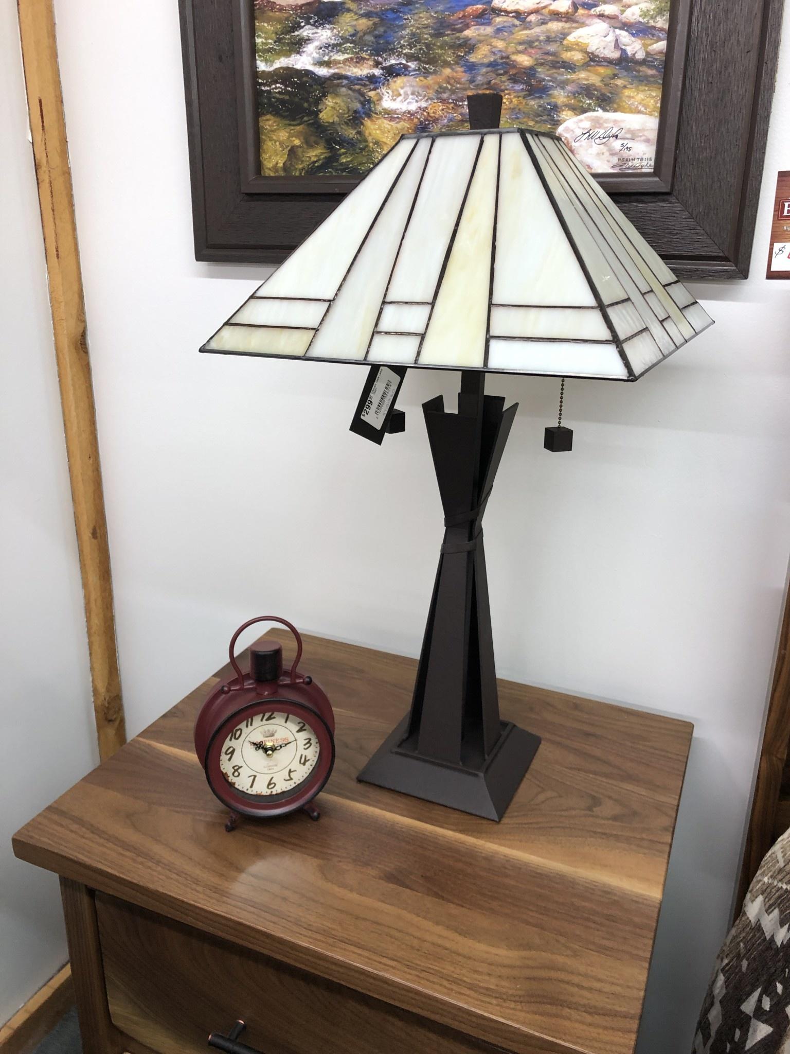 pacific coast Citycraft Table Lamp  15x27