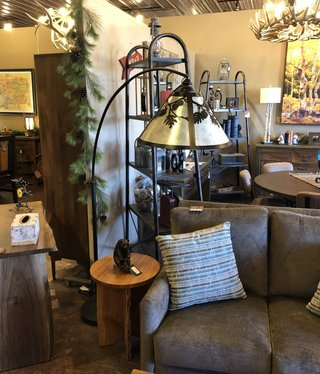 pacific coast Melville Arc Floor Lamp  55x60