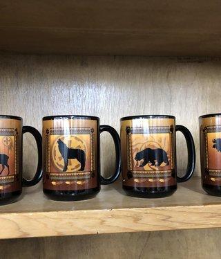 Troutwater Designs Wildlife Mug 15oz