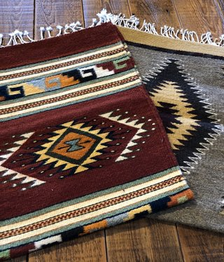 "Escalante Rugs Zapotec Runner 16"" x 39"""