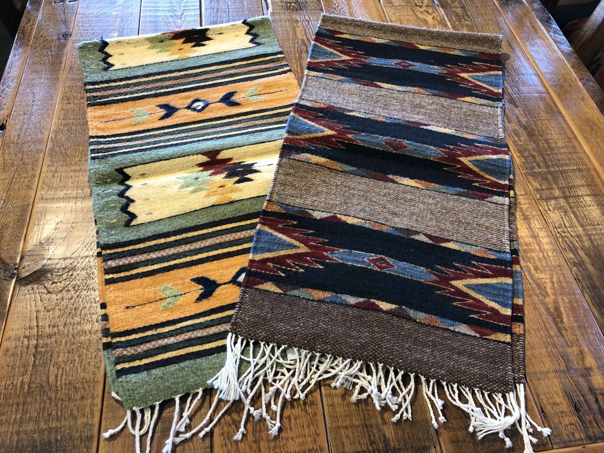"Escalante Rugs Zapotec Runner 16"" x 5'"