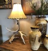 Fish Whitetail Table Lamp