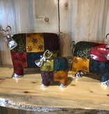 Uttermost Colorful Cow - MEDIUM