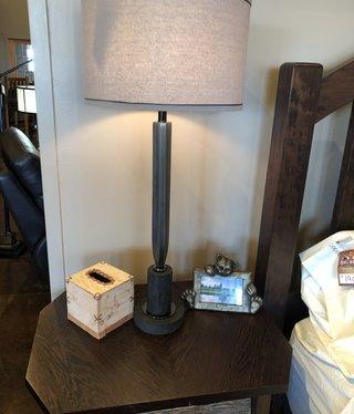 "Uttermost Nevio Table Lamp, 36""H"