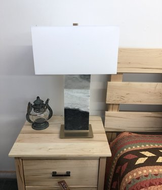 Uttermost Panda Table Lamp, 29H